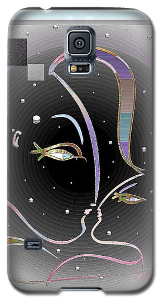 Farewell Mardi Gras Kiss Galaxy S5 Case