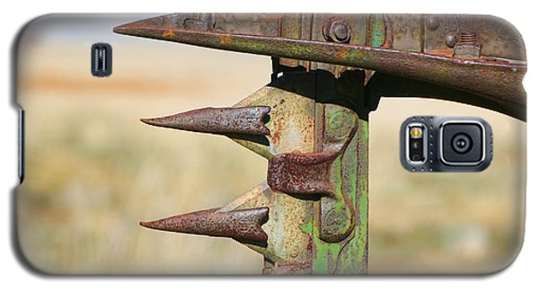 Galaxy S5 Case featuring the photograph Farm Equipment 1 by Ely Arsha
