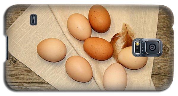 Farm Fresh Eggs Galaxy S5 Case