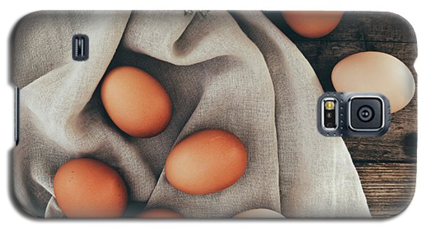 Galaxy S5 Case featuring the photograph Farm Fresh by Kim Hojnacki