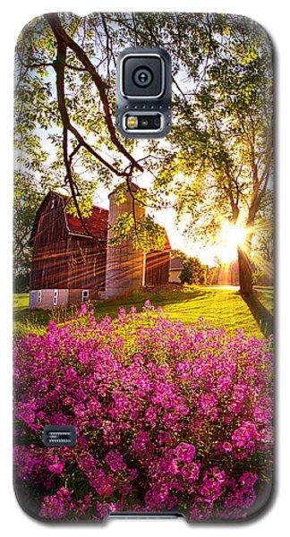 Farm Fresh Galaxy S5 Case