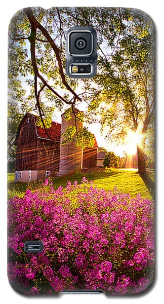 Farm Fresh Galaxy S5 Case