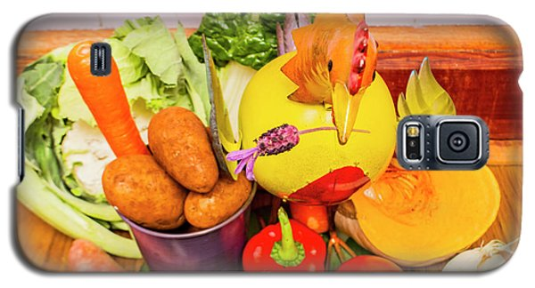 Farm Fresh Produce Galaxy S5 Case