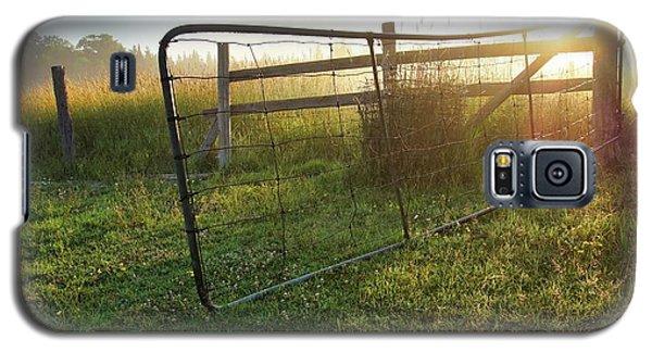 Farm Gate Galaxy S5 Case