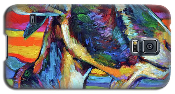 Farm Goat Galaxy S5 Case
