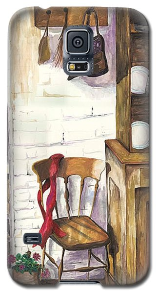 Farm House Galaxy S5 Case by Darren Cannell