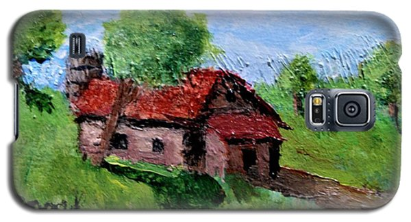 Farm House Galaxy S5 Case