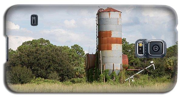 Farm Life - Retired Silo Galaxy S5 Case