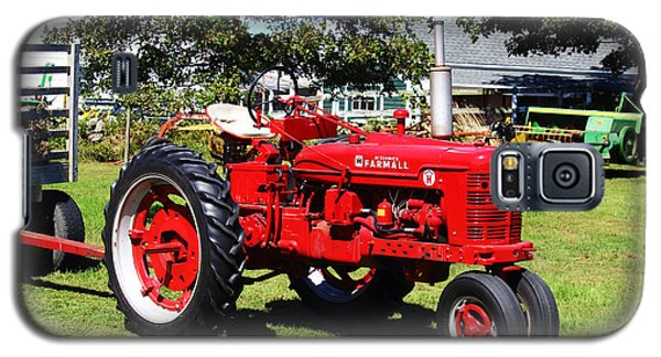 Farmall At The Country Fair Galaxy S5 Case by Andrew Pacheco
