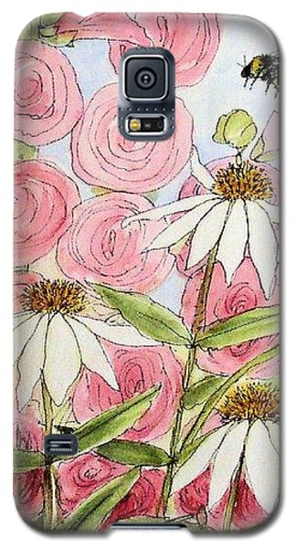 Farmhouse Garden Galaxy S5 Case by Laurie Rohner