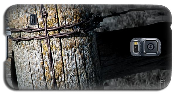 Farming Cross Galaxy S5 Case