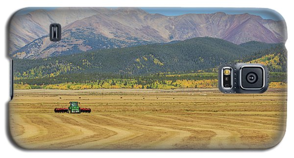 Farming In The Highlands Galaxy S5 Case