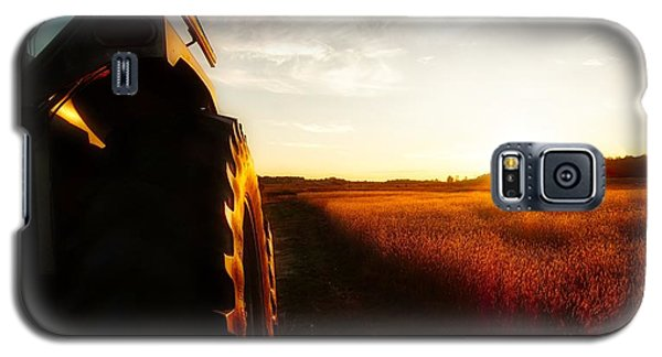 Farming Until Sunset Galaxy S5 Case