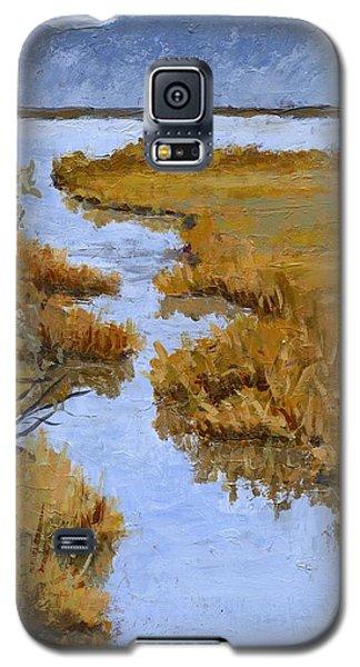 Farmington Bay Marsh Galaxy S5 Case