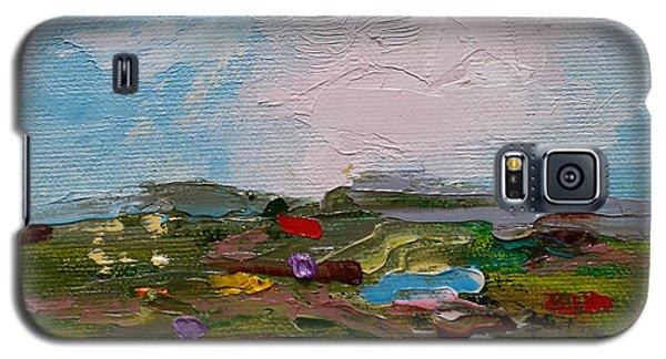Farmland II Galaxy S5 Case by Judith Rhue