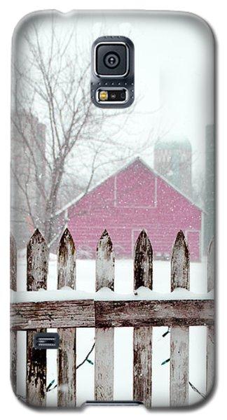 Farmline Christmas Galaxy S5 Case