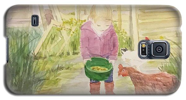 Farm's Life  Galaxy S5 Case by Annie Poitras