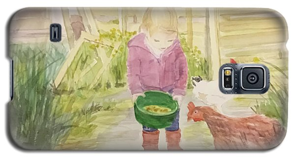 Farm's Life  Galaxy S5 Case