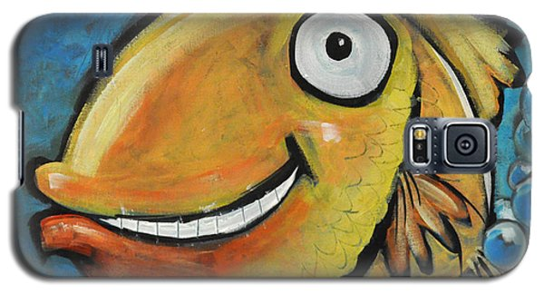 Farting Fish Galaxy S5 Case