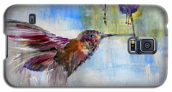 Fast Fuchsia Checkout Galaxy S5 Case by Lisa Kaiser