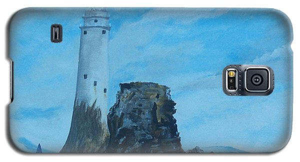 Fastnet Rock Lighthouse. Galaxy S5 Case