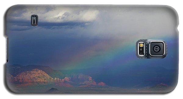 Fat Rainbow, Sedona Az Galaxy S5 Case