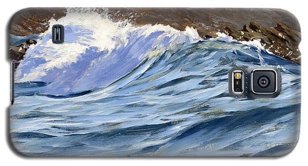 Fat Wave Galaxy S5 Case