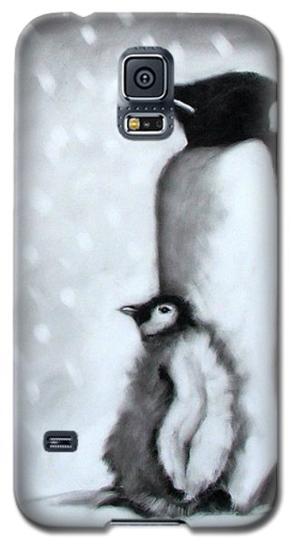Father And Son Galaxy S5 Case by Paul Powis