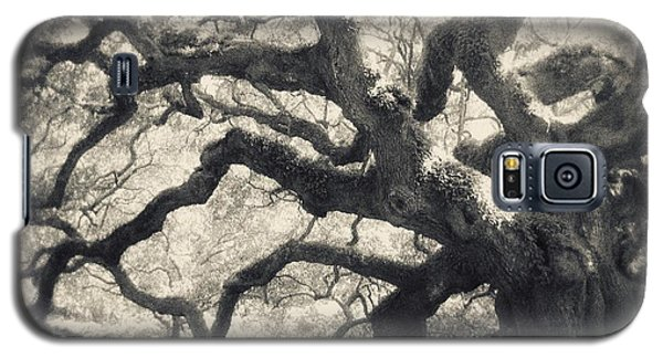 Galaxy S5 Case featuring the photograph Father Time by Amy Tyler