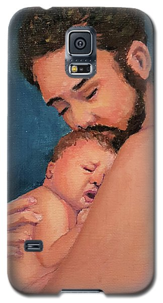 Fatherhood Galaxy S5 Case