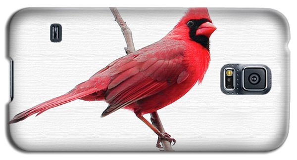 Father's Day Cardinal Galaxy S5 Case