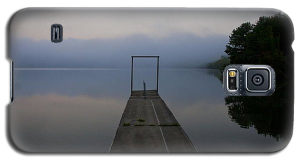 Father's Day Dock Galaxy S5 Case by Douglas Stucky