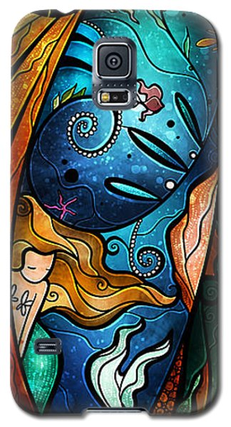 Fathoms Below Galaxy S5 Case
