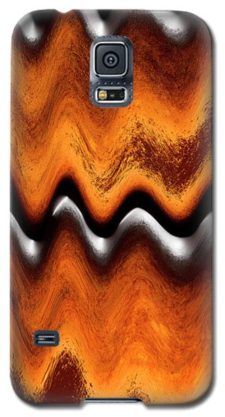 Fault Finding Galaxy S5 Case by Kellice Swaggerty