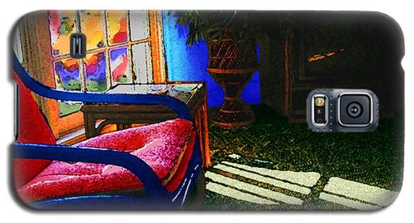 Faux Fauve Interior Galaxy S5 Case