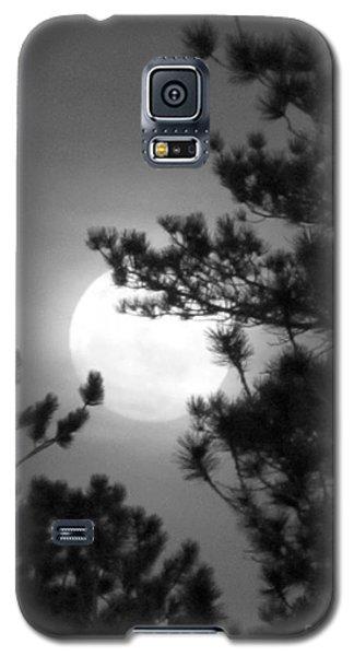 Favorite Full Moon Galaxy S5 Case