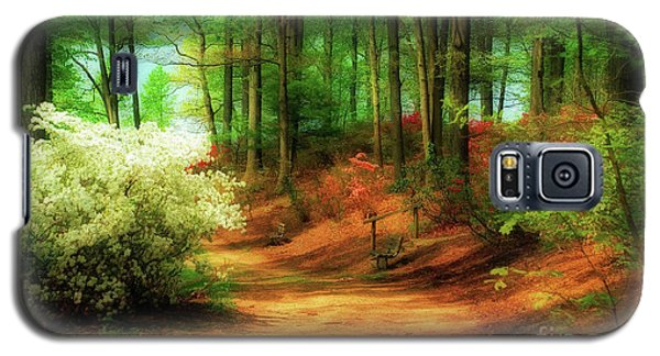 Favorite Path Galaxy S5 Case by Lois Bryan