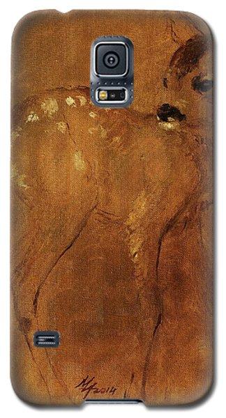 Fawn Galaxy S5 Case