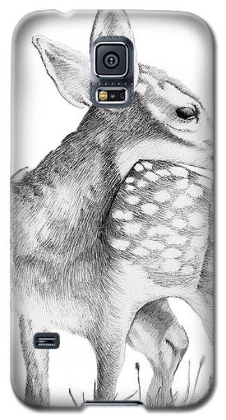 Fawn Galaxy S5 Case by Lawrence Tripoli