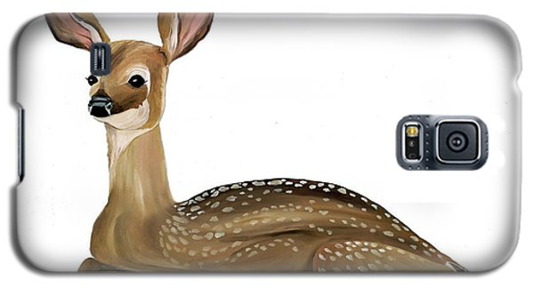 Fawn With No Background Galaxy S5 Case