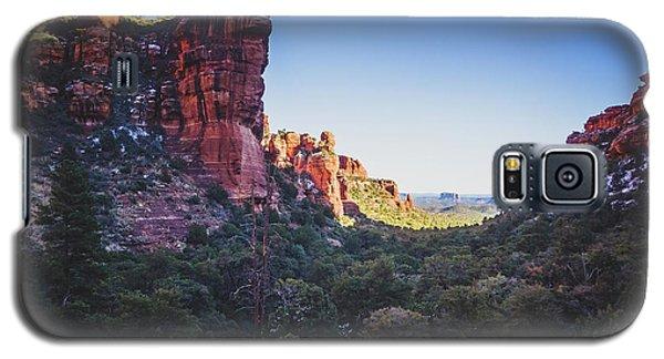 Fay Canyon Vista Galaxy S5 Case