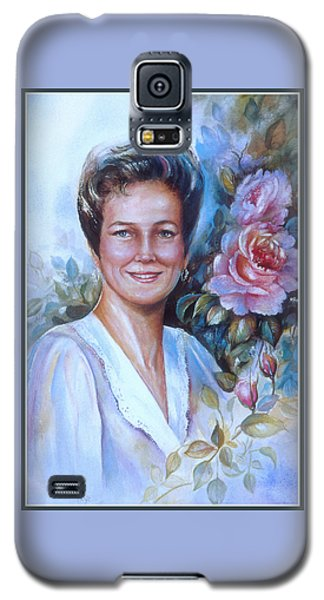 Faye Galaxy S5 Case by Patricia Schneider Mitchell