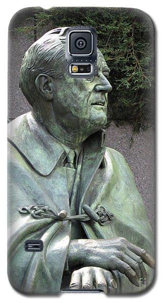 Fdr Statue At His Memorial In Washington Dc Galaxy S5 Case