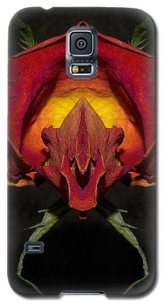 Galaxy S5 Case featuring the photograph Feap Of Laith by WB Johnston