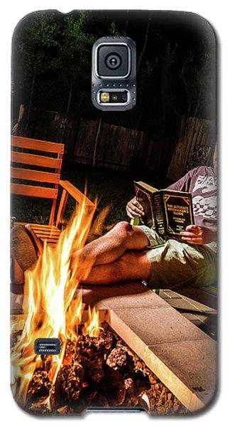 Fear By Fire Galaxy S5 Case
