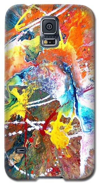 Fear Of Flying Galaxy S5 Case