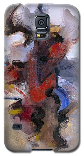 Fear Of Holding On Galaxy S5 Case