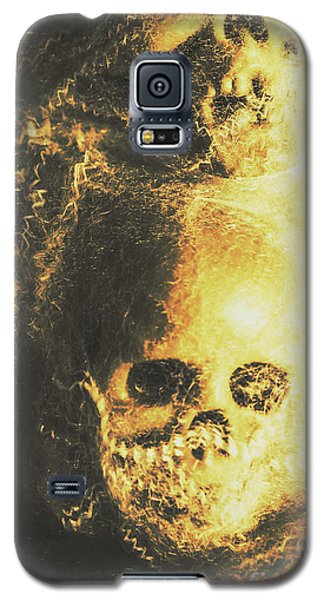 Spider Galaxy S5 Case - Fear Of The Capture by Jorgo Photography - Wall Art Gallery