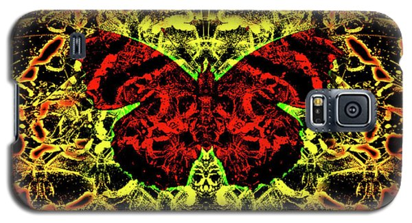 Fear Of The Red Admirals Galaxy S5 Case