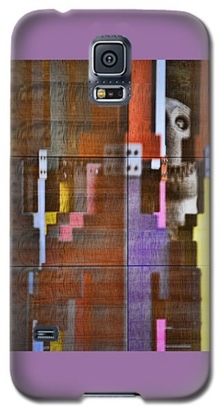Fearful Reflections San Francisco Galaxy S5 Case